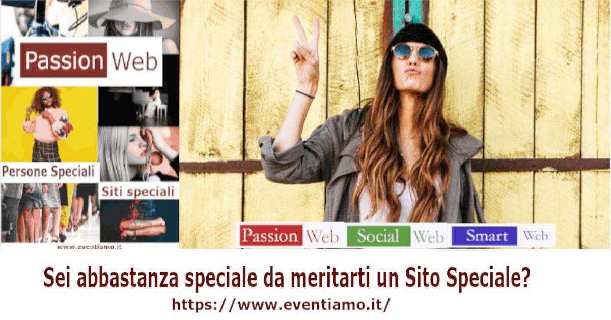 Passionweb Siti Speciali Per Persone Speciali